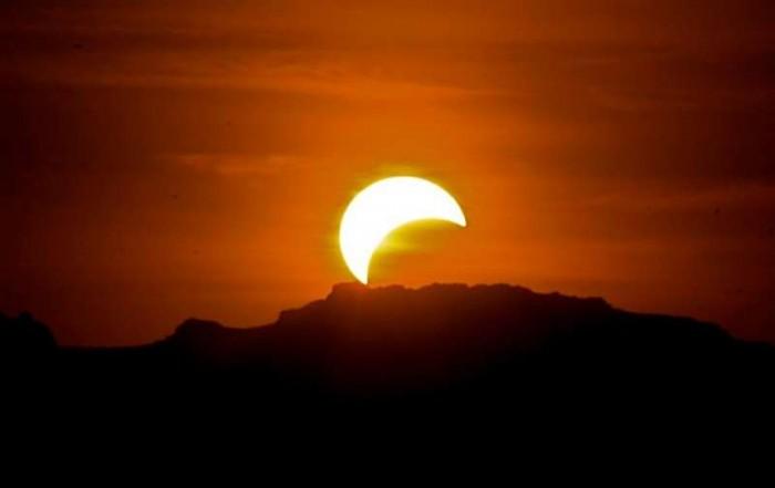 ¿Qué debemos saber sobre el eclipse híbrido de Sol de éste próximo domingo?¿Dónde se verá?