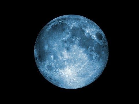 Este viernes tendremos una Luna Azul ¿Se verá realmente de ese color?