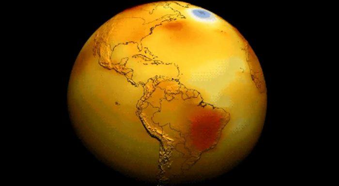 La NOAA reitera que es probable que 2020 sea el año más caluroso en los registros a pesar de las grandes disminuciones actuales en la contaminación del aire tras la cuarentena por el COVID-19